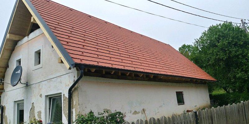 Družina Furjan nova streha
