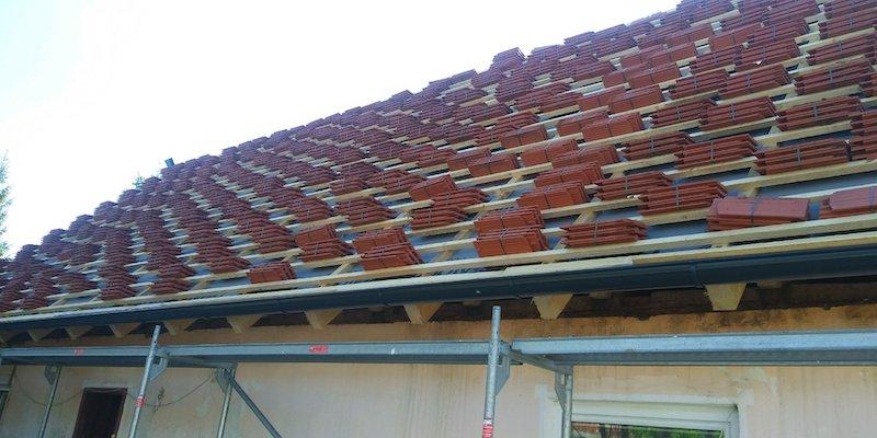 Družina Furjan pokrivanje strehe
