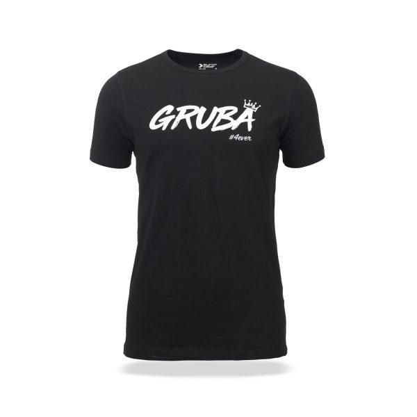 Moška majica Gruba črna